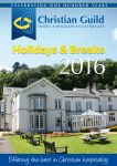 Christian Guild Holidays and Short Breaks brochure